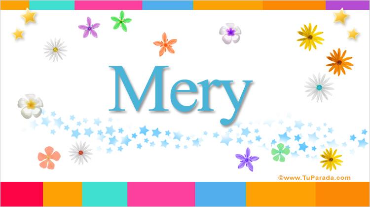 Mery, imagen de Mery
