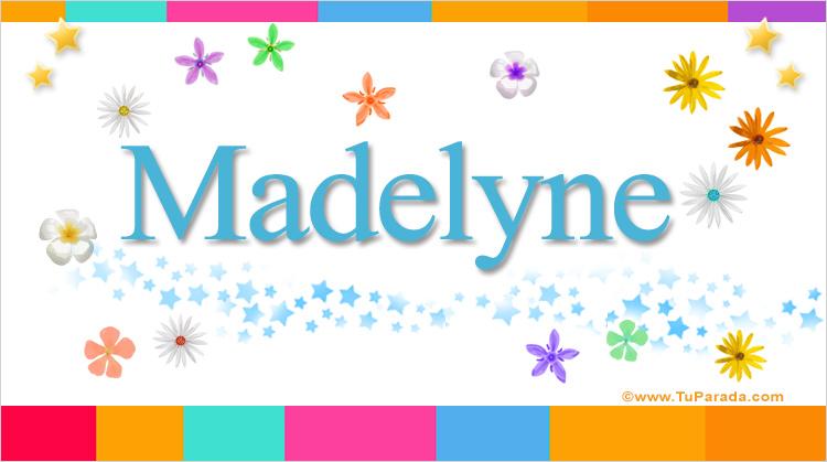 Madelyne, imagen de Madelyne