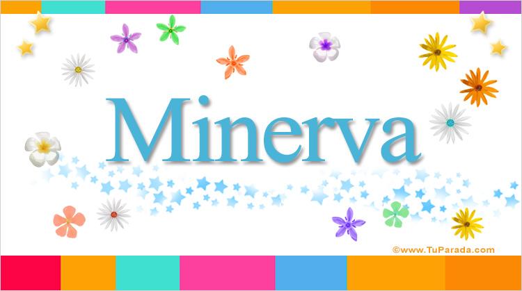 Minerva, imagen de Minerva