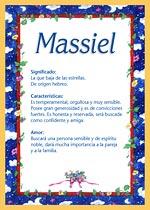 Nombre Massiel