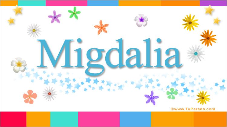 Migdalia, imagen de Migdalia
