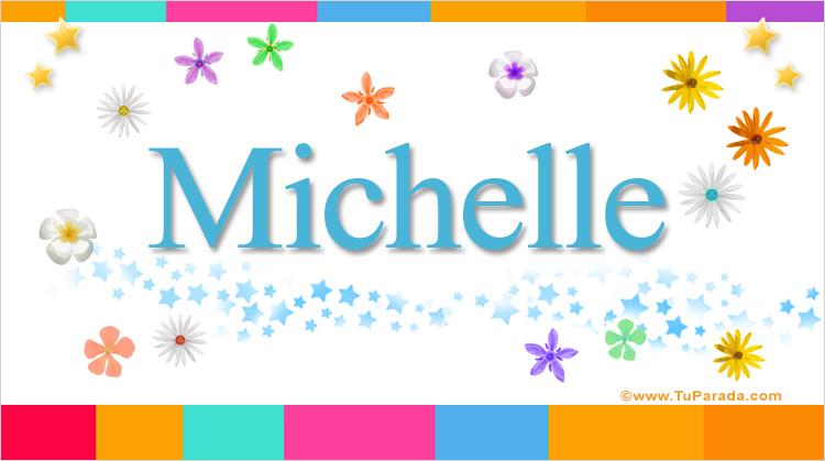 Michelle, imagen de Michelle