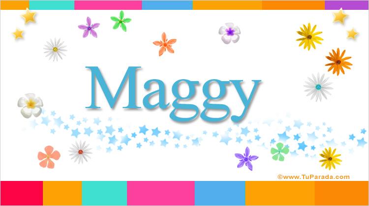 Maggy, imagen de Maggy