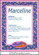 Nombre Marceline