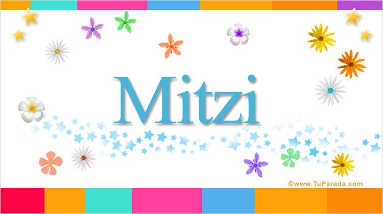 Mitzi, imagen de Mitzi