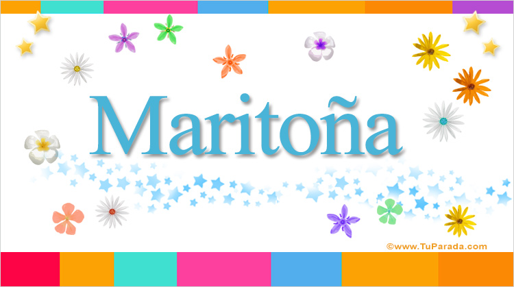 Maritoña, imagen de Maritoña