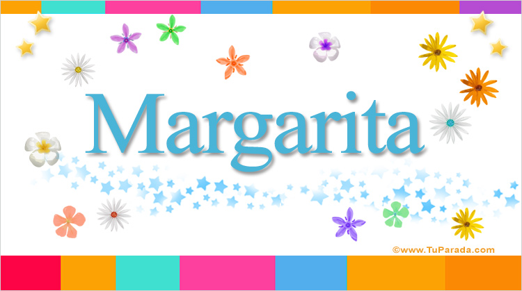 Margarita, imagen de Margarita