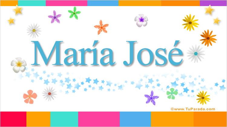 María José, imagen de María José