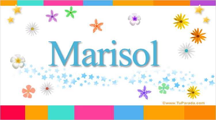 Marisol, imagen de Marisol