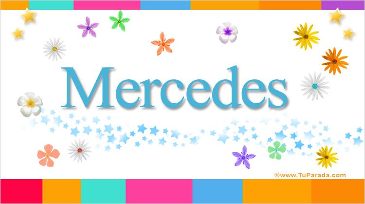 Mercedes, imagen de Mercedes