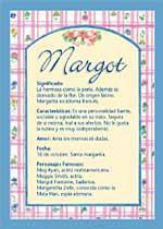 Nombre Margot