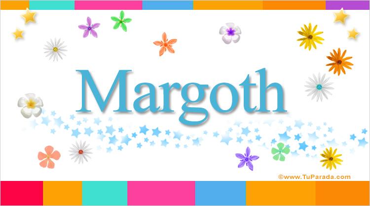 Margoth, imagen de Margoth