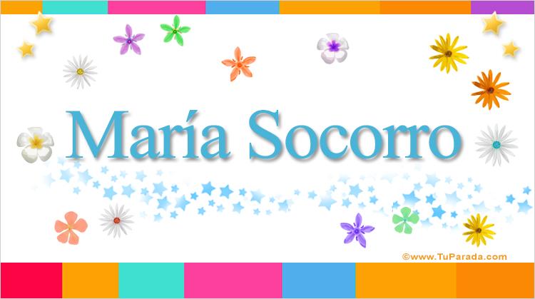 Maria Socorro, imagen de Maria Socorro
