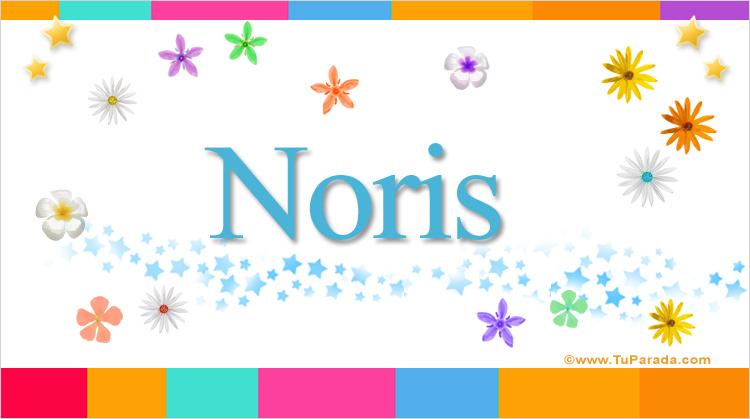 Noris, imagen de Noris