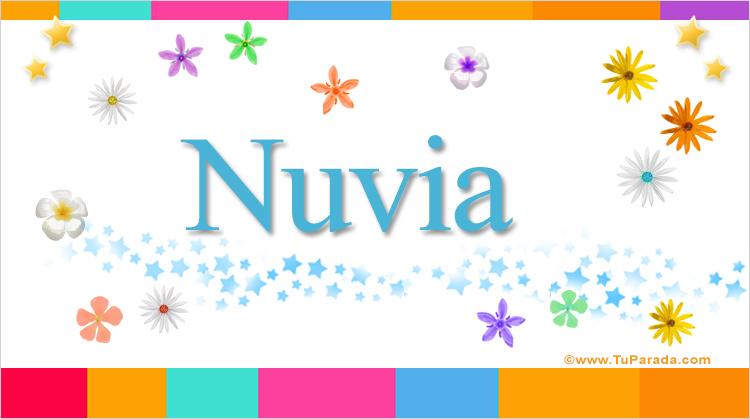 Nuvia, imagen de Nuvia