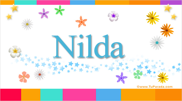 Nilda, imagen de Nilda