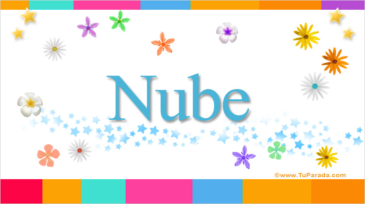 Nube, imagen de Nube