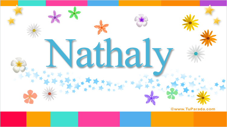 Nathaly, imagen de Nathaly