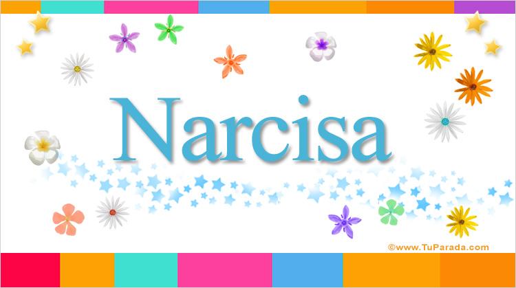 Narcisa, imagen de Narcisa
