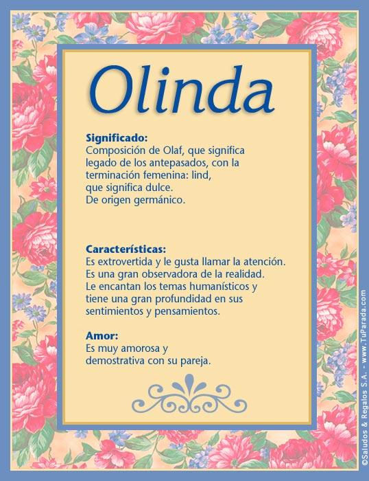 Olinda, imagen de Olinda