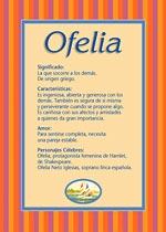 Origen y significado de Ofelia