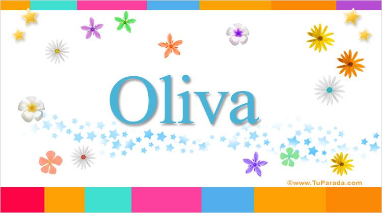 Oliva, imagen de Oliva