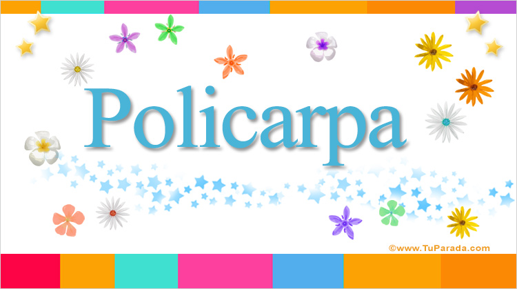 Policarpa, imagen de Policarpa