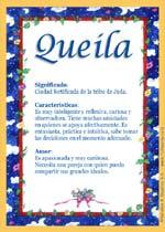 Nombre Queila