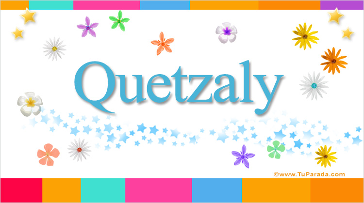 Quetzaly, imagen de Quetzaly