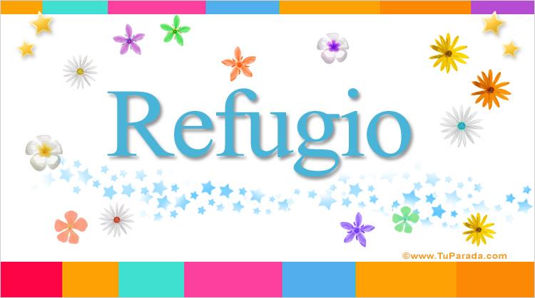 Refugio, imagen de Refugio
