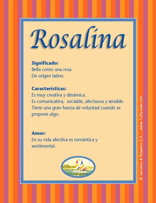 Rosalina, imagen de Rosalina