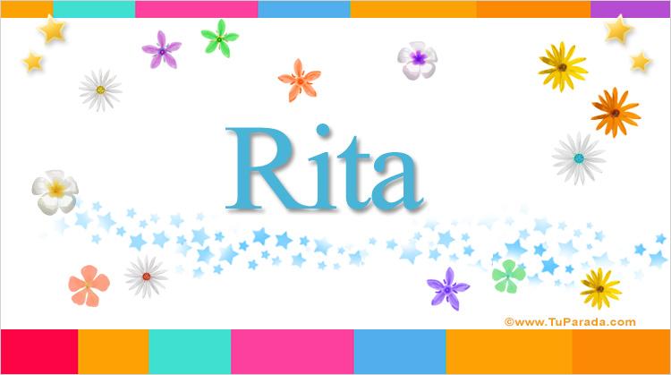 Rita, imagen de Rita