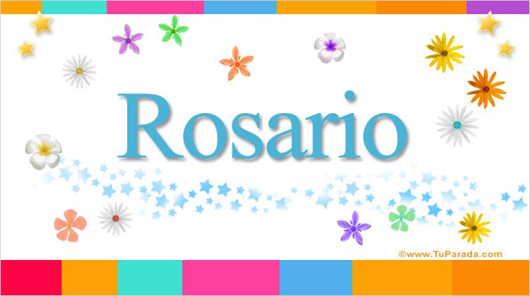 Rosario, imagen de Rosario