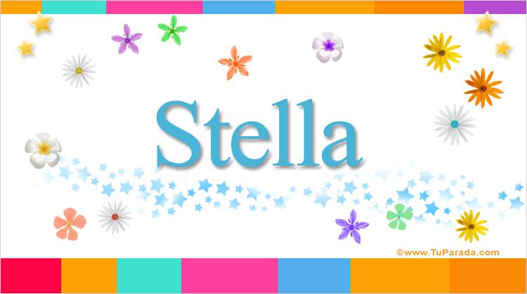 Stella, imagen de Stella
