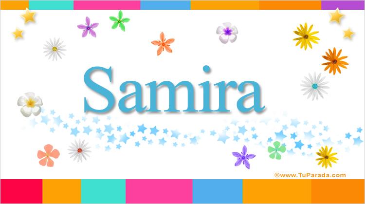 Samira, imagen de Samira