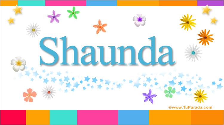 Shaunda, imagen de Shaunda