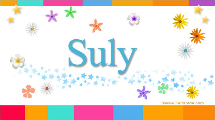 Suly, imagen de Suly