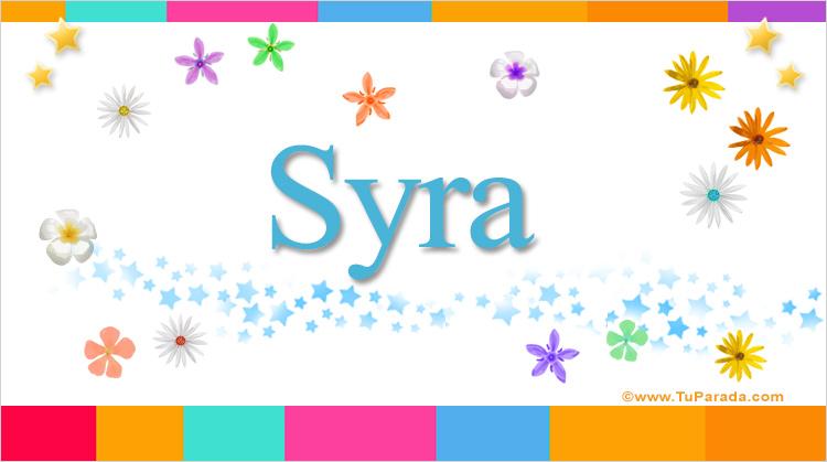 Syra, imagen de Syra