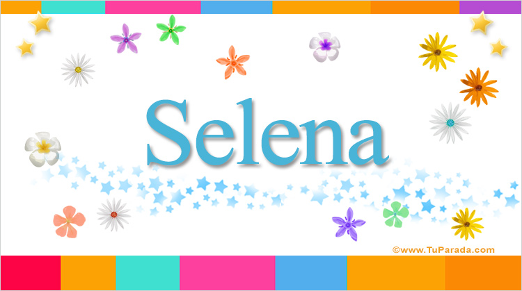 Selena, imagen de Selena