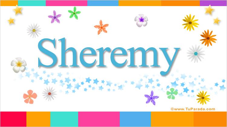 Sheremy, imagen de Sheremy