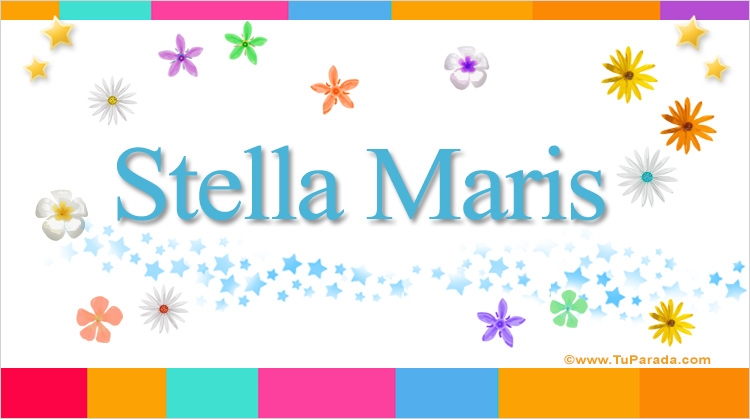 Stella Maris, imagen de Stella Maris