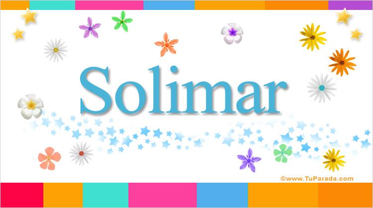 Solimar, imagen de Solimar