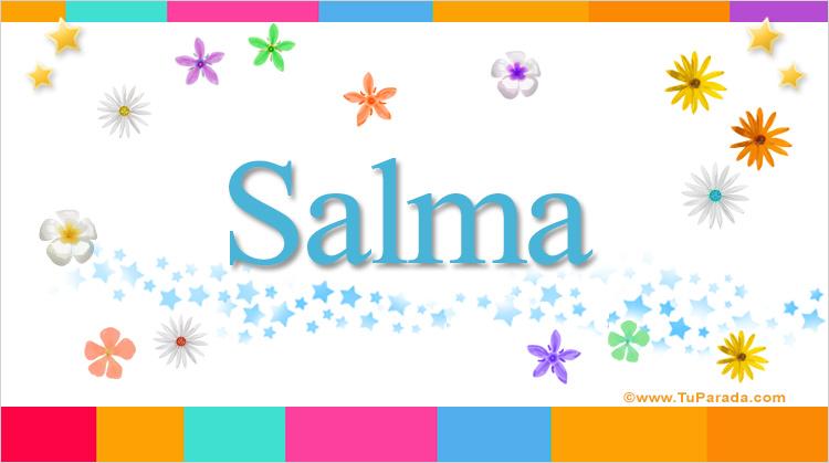 Salma, imagen de Salma