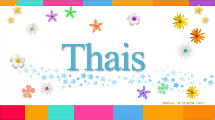 Thais, imagen de Thais