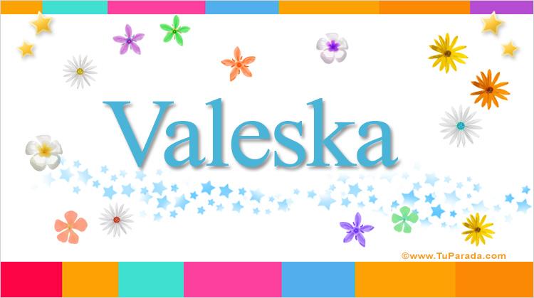 Valeska, imagen de Valeska