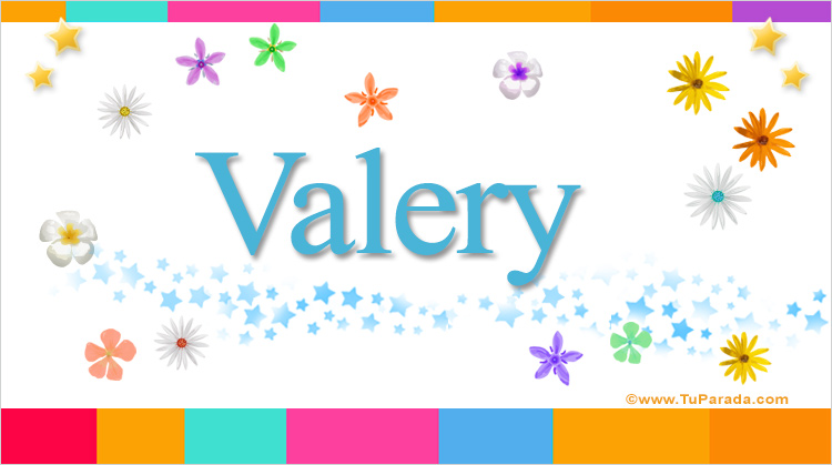 Valery, imagen de Valery