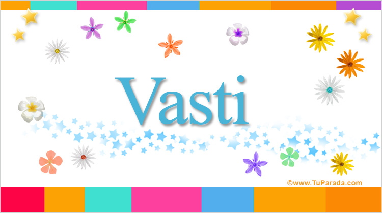Vasti, imagen de Vasti