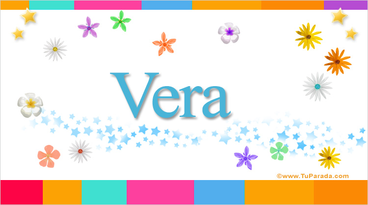 Vera, imagen de Vera
