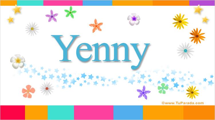 Yenny, imagen de Yenny