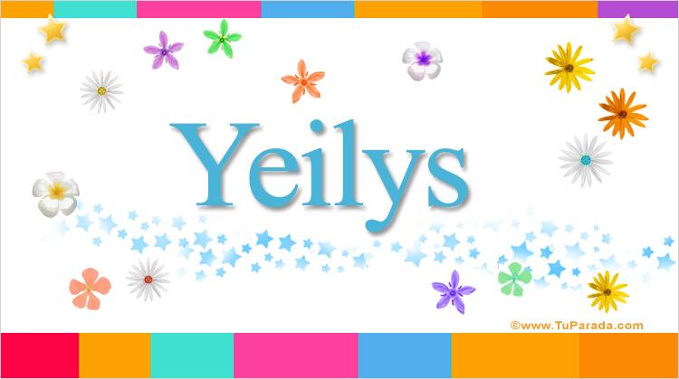 Yeilys, imagen de Yeilys